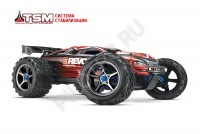 Радиоуправляемая модель Traxxas E-Revo Brushless (1/10 4WD TQi TSM, w/o Battery and Charger) - PILOTRC